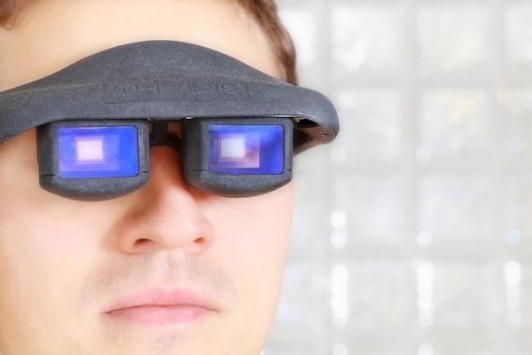 Hands Free AR Glasses